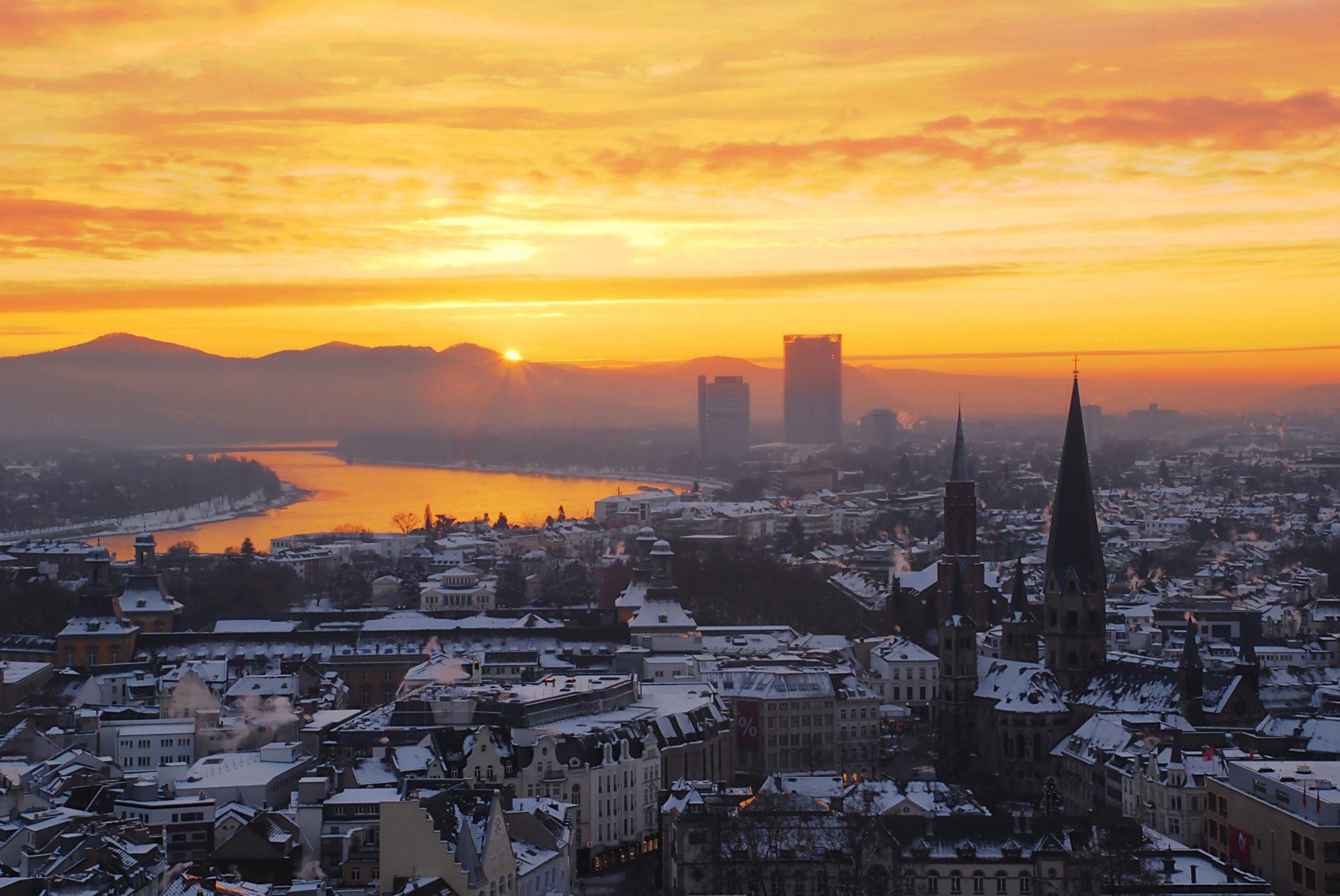 Alemania: Becas Para Doctorado en Diversos Temas Universidad de Bonn