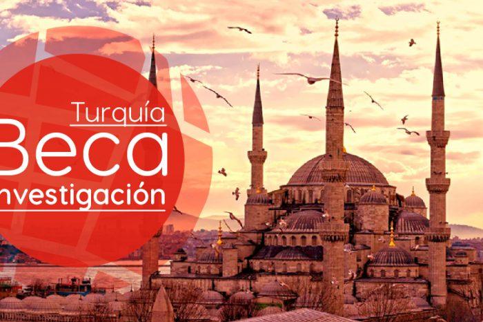 Turquía: Becas Para Investigación en Diversos Temas Gobierno de Turquía