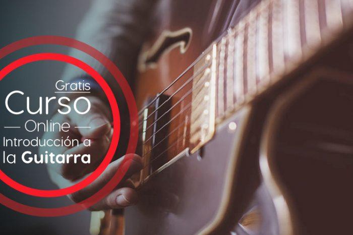 """Curso Gratis Online """"Introducción a la guitarra"""" Berklee College of Music Estados Unidos"""