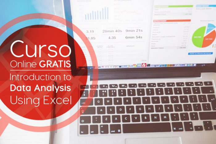 "Curso Gratis Online ""Introduction to Data Analysis using Excel"" Microsoft Estados Unidos"