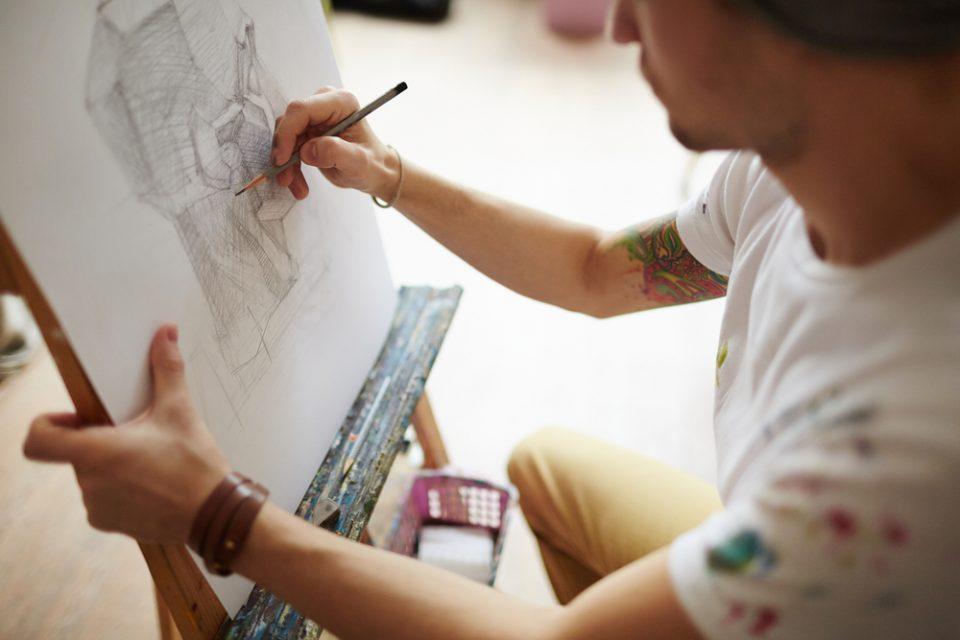 Curso Online: Aprende Dibujo Artístico fácilmente. Arte y creatividad.